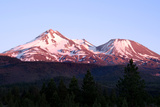 Shasta Sunset II Photographic Print by Douglas Taylor
