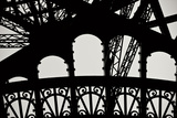 Eiffel Tower Latticework IV Photographic Print by Erin Berzel