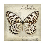 Believe in Yourself Giclee Print by Amy Melious