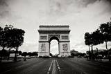Ave Champs Elysees III Photographic Print by Erin Berzel