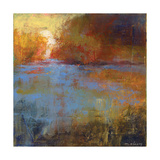 Meditation Place II Giclee Print by Melody Cleary