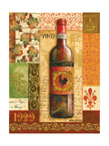 Old World Wine I Premium Giclee Print by Gregory Gorham