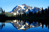 Shuksan Reflections II Photographic Print by Douglas Taylor
