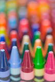 Endless Crayons II Photographic Print by Kathy Mahan