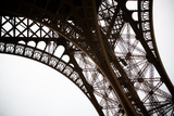 Eiffel Tower Framework I Photographic Print by Erin Berzel