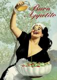 Buon Appetito Poster