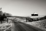 Albermarle Farm II Photographic Print by Alan Hausenflock