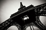 Beneath the Eiffel Tower I Photographic Print by Erin Berzel