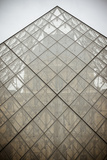 Louvre Pyramid II Photographic Print by Erin Berzel