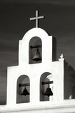 Mission Bells II BW Photographic Print by Douglas Taylor
