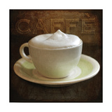 Cafe III Premium Giclee Print by Amy Melious