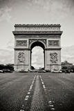 Ave Champs Elysees IV Photographic Print by Erin Berzel