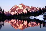 Mt. Shuksan Sunset Photographic Print by Douglas Taylor