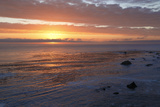 Pacific Sunset II Photographic Print by Rita Crane