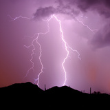 Summer Lightning I Photographic Print by Douglas Taylor