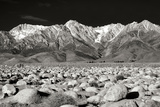 Sierra Nevada Mountains II BW Photographic Print by Douglas Taylor