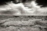 Grand Canyon Winds BW Photographic Print by Douglas Taylor
