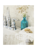 Bath II Giclée-Premiumdruck von Amy Melious