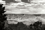 Grand Canyon Skies BW Photographic Print by Douglas Taylor