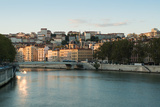 The Saone in Lyon II Photographic Print by Erin Berzel