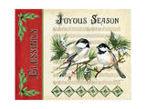 Joyous Season Print by Gregory Gorham