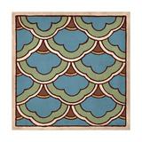 Tile Pattern II Premium Giclee Print by N. Harbick