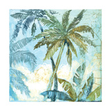 Palm Trees I Prints by Gregory Gorham
