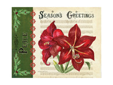 Season's Greetings Prints by Gregory Gorham