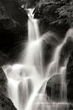 Falling Water II BW Photographic Print by Douglas Taylor
