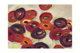 Poppy Garden Posters by Jeni Lee