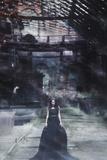 Dark Lady Photographic Print by Tatiana Koshutina