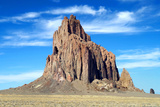 Shiprock Photographic Print by Douglas Taylor