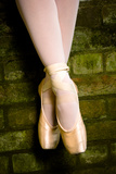Ballet Shoes 2 Photographic Print by Phil Payne