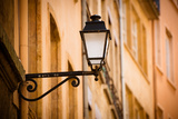 Streets Lights in Lyon I Photographic Print by Erin Berzel