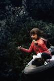 Little Girl 5 Photographic Print by Svetlana Sewell