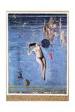 Pleiades, 1920 Giclée-trykk av Max Ernst