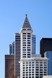 Smith Tower Photographic Print by Douglas Taylor