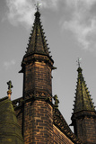 Gothic Roof Photographic Print by Svetlana Sewell