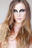 Black Make-Up 1 Photographic Print by Svetlana Muradova
