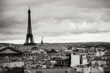 Paris BW I Photographic Print by Erin Berzel