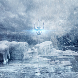 Ice Lantern Photographic Print by Daniela Owergoor