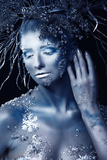 Ice Queen Photographic Print by Levent ERYILMAZ