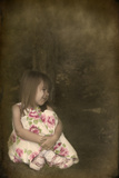 Little Girl 1 Photographic Print by Svetlana Sewell