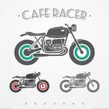 Café racer Affiche