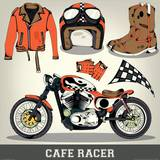 Cafe Racer Prints
