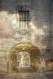 Building in Edinburgh Photographic Print by Katarzyna Kuban