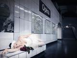 Après La Scène Photographic Print by Florence Menu