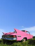 Chrysler Photographic Print by Wolfgang Simlinger