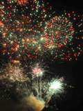 Fireworks2 Photographic Print by Wolfgang Simlinger