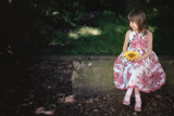 Little Girl 9 Photographic Print by Svetlana Sewell